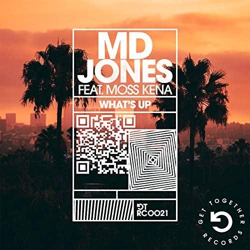 MD Jones feat. Moss Kena