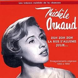 Les Trésors Oubliés De La Chanson -Michèle Arnaud -CD Album