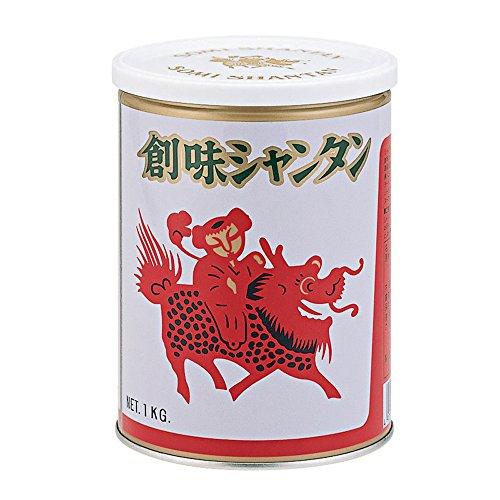 【常温】 創味食品 シャンタン 1kg 業務用 中華スープの素 (ペーストタイプ)