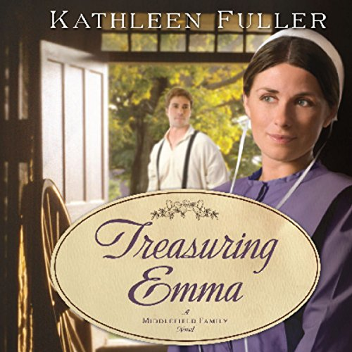 Treasuring Emma audiobook cover art