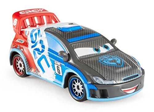 Cars Disney 2 - Coche Carbon Raoul Çaroule (Mattel DHM78)