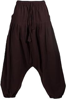 34 36 38 40 42 44 46 48 SAROUEL Coton Jersey taille unique Violet fleur noir
