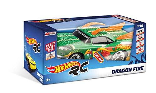 Hot Wheels-63506 Coche, Color Negro (Mondo SPA 63506)