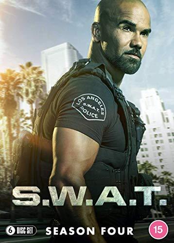 S.W.A.T. Season 4 [DVD] [2020]