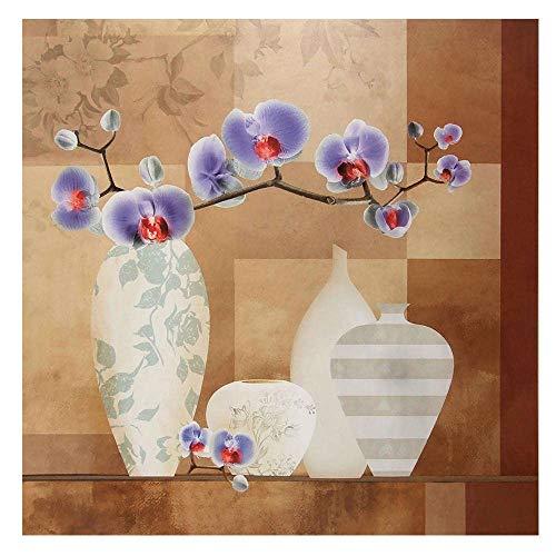 styleinside Peinture d'impression Riche Et Colorée, Peinture de Mur de Maison de Décoration de Tissu Non-tissé sans Cadre, 1