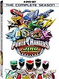 Power Rangers Dino Super Charge: Complete Season (4 Dvd) [Edizione: Stati Uniti] [Italia]