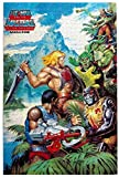 Rompecabezas Puzzles 1000 Pieces He-Man and The Masters of The Universe Puzzle DIY Large Puzzle Game Artwork for Adults Teens