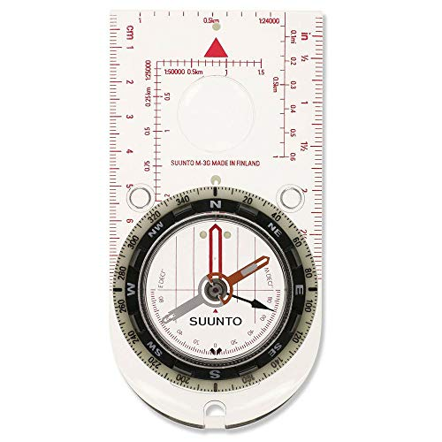 Suunto M-3 G Compass For Globetrotters, One Size, Global Metric
