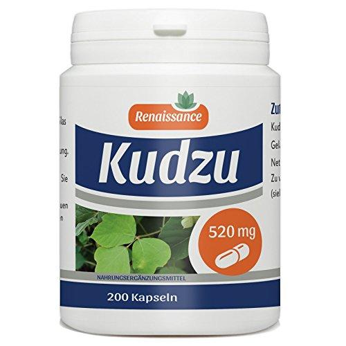 Kudzu 520 mg - 200 Kapseln