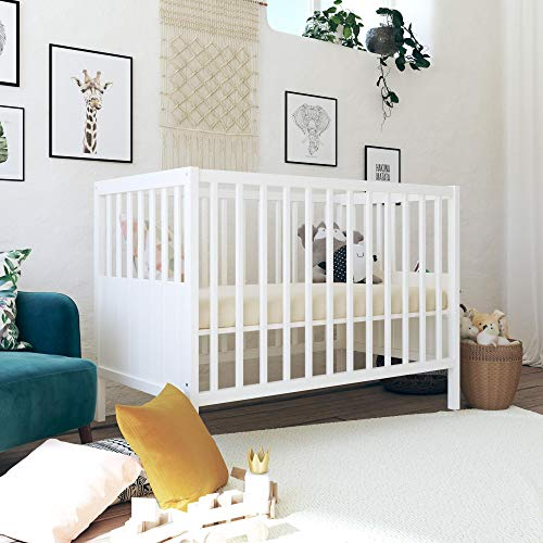 Signature Sleep Honest Natural Wool Crib Mattress Product Image