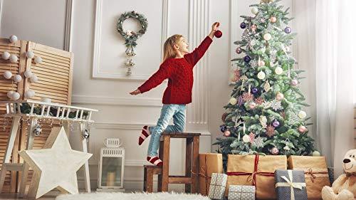 nobrand Puzzles 1000 Stück Puzzle DIY Adult Child Puzzle Brain Game Geschenk Dekoration Weihnachtsbaum