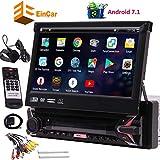 "Best Car Stereo Dvd Gps - EINCAR 7"" HD Car DVD Player Single Din Review"