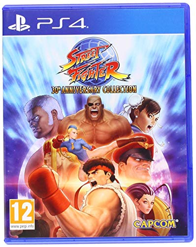 Street Fighter 30th Anniversary Collection - PlayStation 4 [Edizione: Francia]