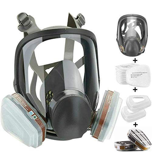HOAX 15in1 Full Face Large Size Respirator