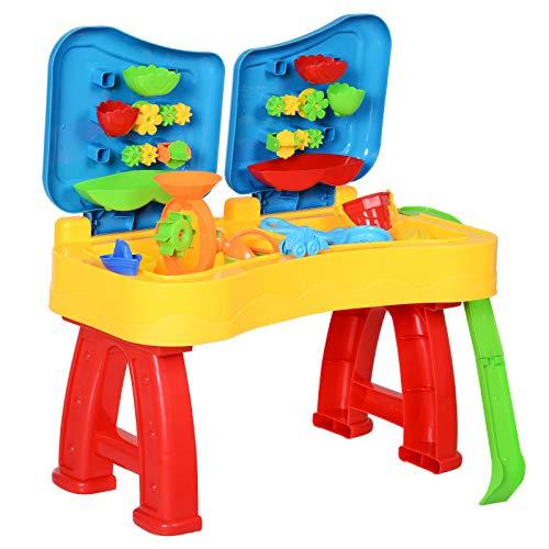 HOMCOM Kinder Sandspielzeug,...