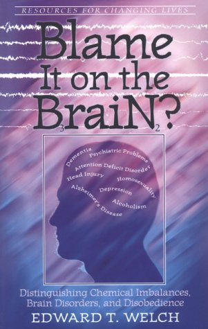 Blame It on the Brain: Distinguishing Chemical Imbalances, Brain Disorders, and Disobedience