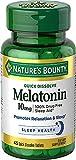 Nb Melatonin 10mg Quick D Size 45ct Nature Bounty Melatonin 10mg Quick Dissolve Tablet 45ct