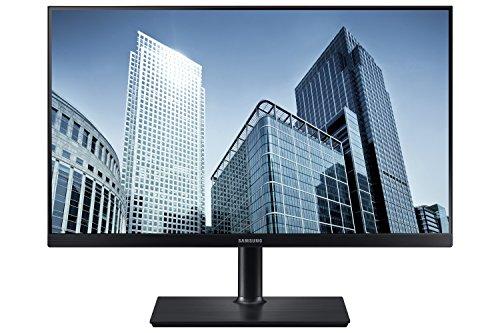 Samsung S24H850QFU 60,4 cm (23,8 Zoll) Monitor (5ms Reaktionszeit) schwarz