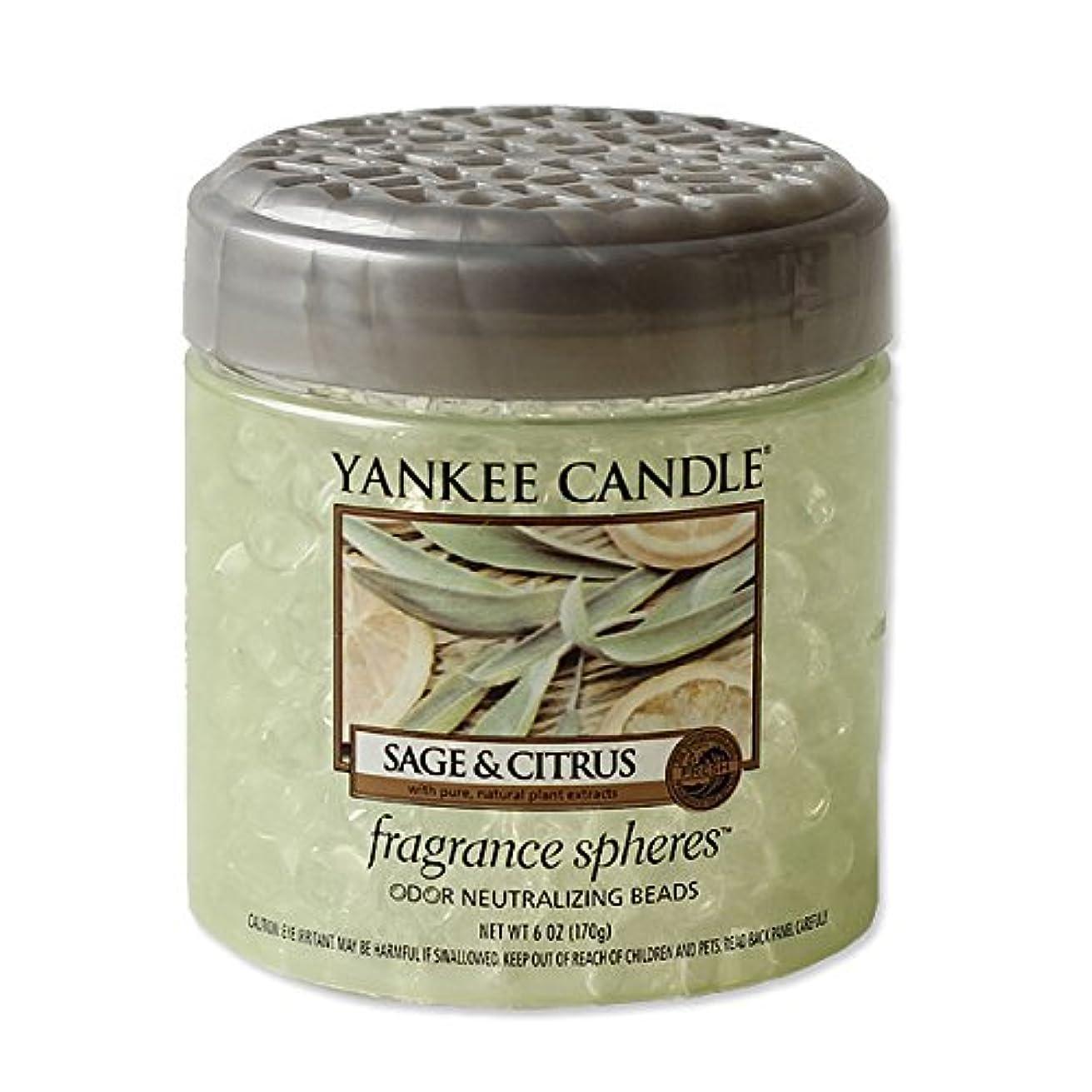 なしでスイス人おばあさんYANKEE CANDLE?ヤンキーキャンドル フレグランスビーズ セージ&シトラス