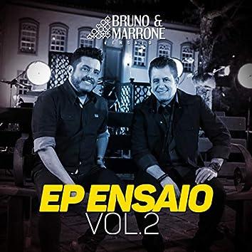 EP Ensaio (Vol. 2 / Ao Vivo)