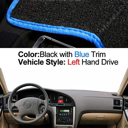 Auto Dashboard Cover Dash Mat Tapijt Zonnescherm, Voor Hyundai Elantra XD 2001 2002 2003 2004 2005 2006 LHD RHD