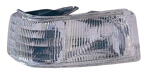 Depo 332-1562L-US Cadillac Eldorado Driver Side Replacement Parking/Signal Light Unit