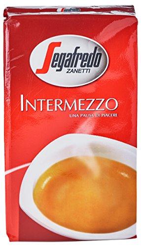 Segafredo Zanetti Intermezzo gemahlen, 4er Pack (4 x 250 g)