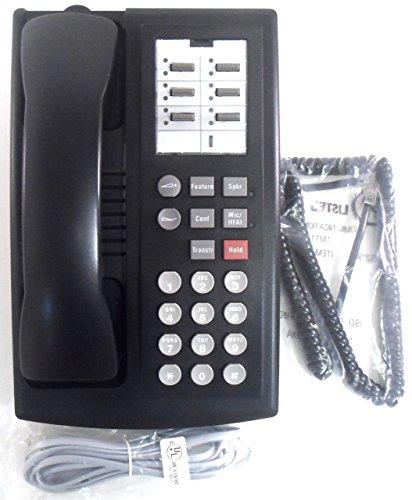 Avaya 107854788 6 Button Partner Series 1 Phone - Black  (Renewed) -  Avaya Inc., 107854788-cr
