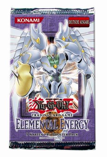 Upper Deck Yu-Gi-Oh! - Elemental Energy Booster  (englisch)