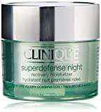 Clinique Superdefense Night Recovery Moisturizer I/Ii 50 Ml 1 Unidad 350 g