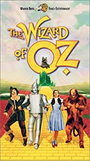 Wizard of Oz VHS