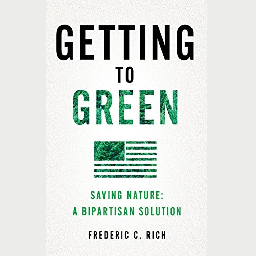 Getting to Green audiobook cover art