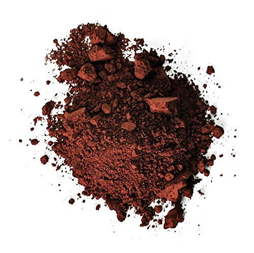 Pigmento in Polvere - Olio - Tempera - Affreschi - Encausto - Coloranti - Colorati - Terra di Ombra Bruciata - 100 Grammi