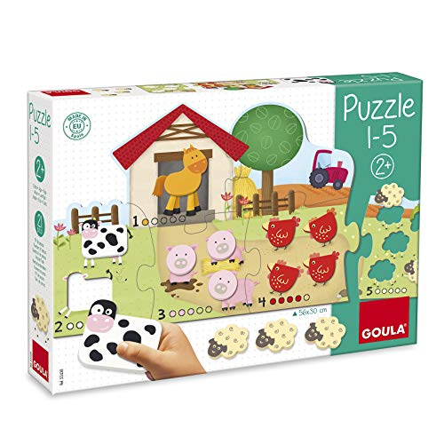 Goula - Puzzle 1-5 (53438)