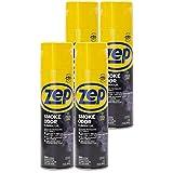Zep Smoke Odor Eliminator Aerosol ZUSOE16 (Case of 4) - Eliminate Cannabis (Marijuana) and Tobacco Odors