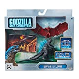 Jakks Pacific Inc. King of The Monsters Matchup Godzilla & Rodan Action Figure 2-Pack Battle Pack