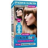 Colour Effaceur de coloration, Usage fréquent - La boite de...