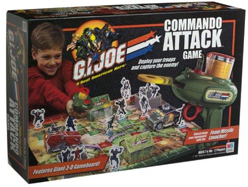 G.I Joe Commando Attack Game by G. I. Joe