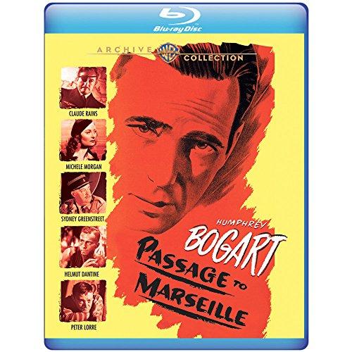 Passage to Marseille [Blu-ray] -  Michael Curtiz, Humphrey Bogart