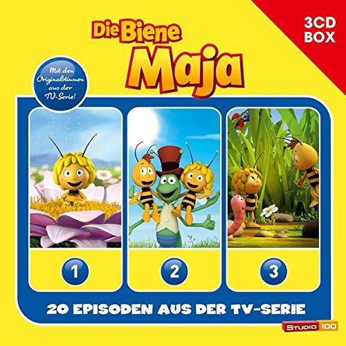 3-CD Hrspielbox zur Neuen TV-Serie (Cgi) Vol.1