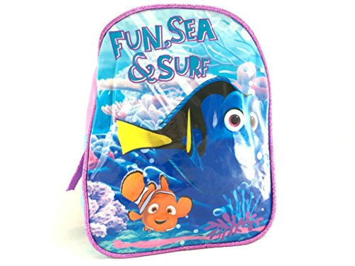 Finding Dory & Nemo 11 Fun Sea & Surf Toddler Backpack