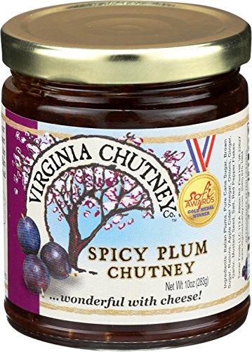 Spicy Plum Virginia Chutney (10 ounce)