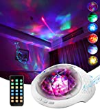 Night Light Projector, Galaxy Projector with LED Nebula Cloud, Sky Lights...