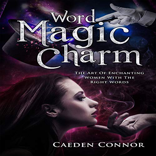 Word Magic Charm audiobook cover art