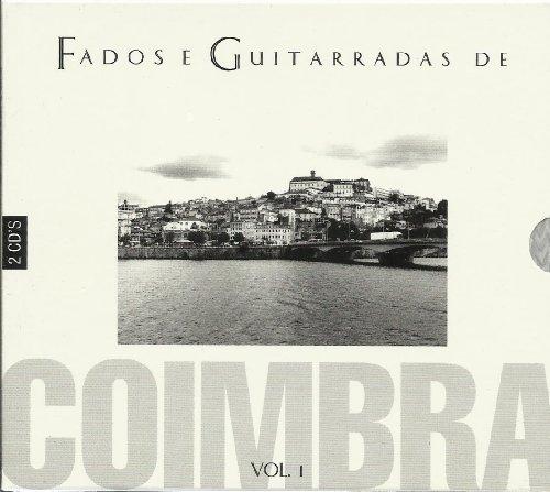 Fados E Guitarradas De Coimbra [2CD+Book] 1996