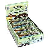 Victory Endurance Recovery Bar Sabor Piña Colada. Barrita recuperadora con 32% de proteína (12x35 g)