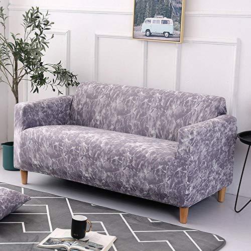 Stretch Schonbezug Sofa Elastische Sofabezug Universal Möbel Beschützer Couchbezug Sessel Ecksofa Bezug/Handtuch Funda Sofa-Farbe 6_3-Sitzer 190-230cm