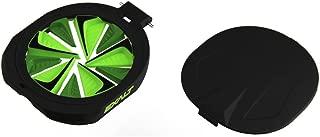 Exalt Paintball Spire FastFeed Loader FeedGate - Lime Green