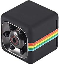 GXSLKWL Mini Spy Hidden Camera Portable Small HD Nanny Cam 1080P HD Motion Detection Night Vision Perfect Indoor Covert Se...