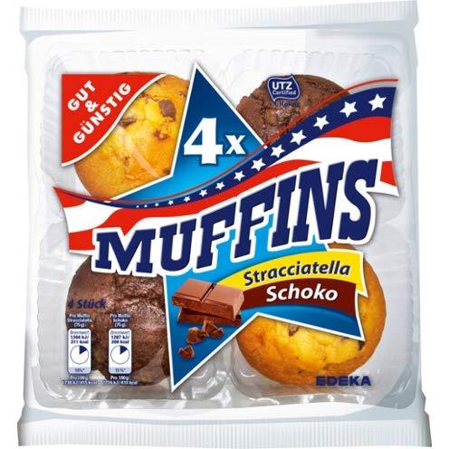 Gut & Günstig Muffins, 3er Pack, (3 x 300g)